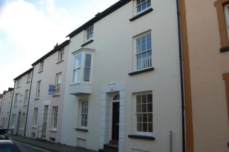 Thumbnail Flat to rent in Holloway, Haverfordwest