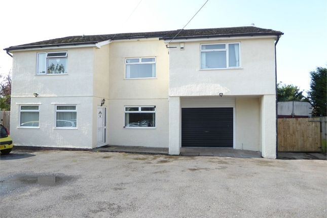 Thumbnail Detached house for sale in Chepstow Road, Caldicot
