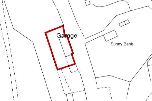 Thumbnail Land for sale in Egertons Garage, Thornthwaite, Keswick, Cumbria