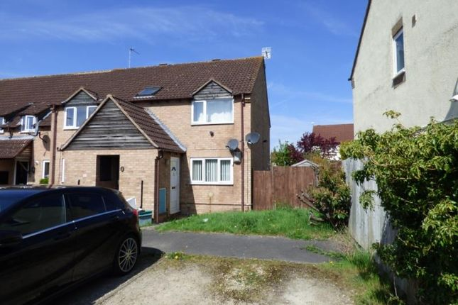 Thumbnail Flat to rent in Deerhurst Place, Quedgeley, Gloucester