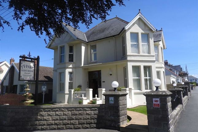 Thumbnail Detached house for sale in Park Avenue, Cardigan, Ceredigion