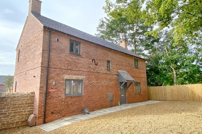 Thumbnail Detached house for sale in Main Street, Tilton On The Hill, Leicester