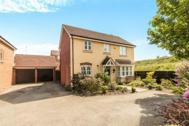 Thumbnail Detached house for sale in Jacombe Close, Warwick, .