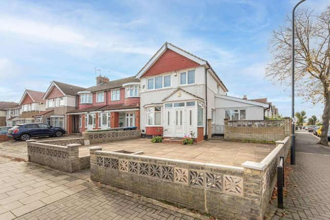 4 bed end terrace house for sale in Harrow Road, Wembley HA9