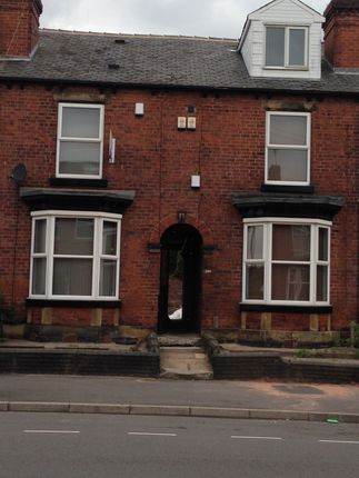Thumbnail Terraced house to rent in Edmund, Sheffield