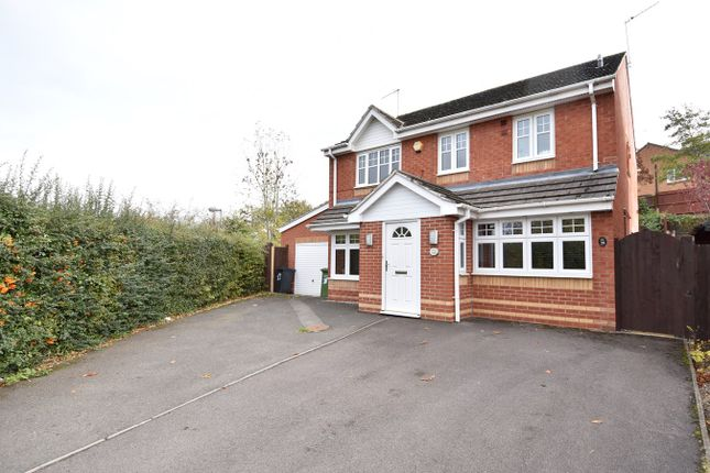 Detached house in  Impney Green  Droitwich  Birmingham