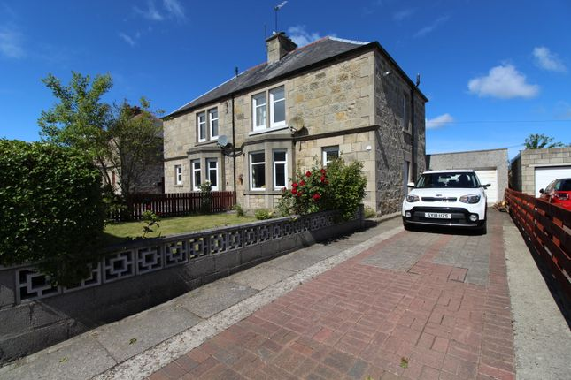 Thumbnail Semi-detached house for sale in Bruce Avenue, Buckie