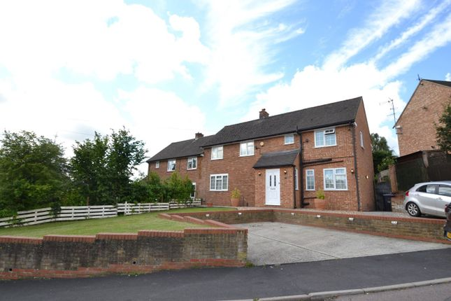4 bed semi-detached house for sale in Trotters Gap, Stanstead Abbotts, Ware