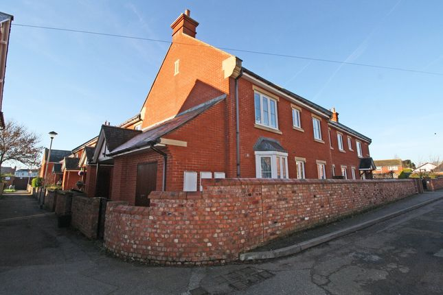 1 bed flat for sale in Parkfield Road, Topsham, Exeter