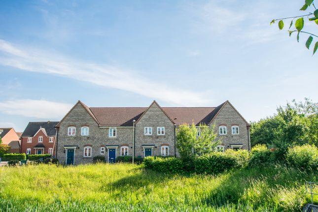 Thumbnail Terraced house to rent in Leeming Walk, Kingsway, Gloucester