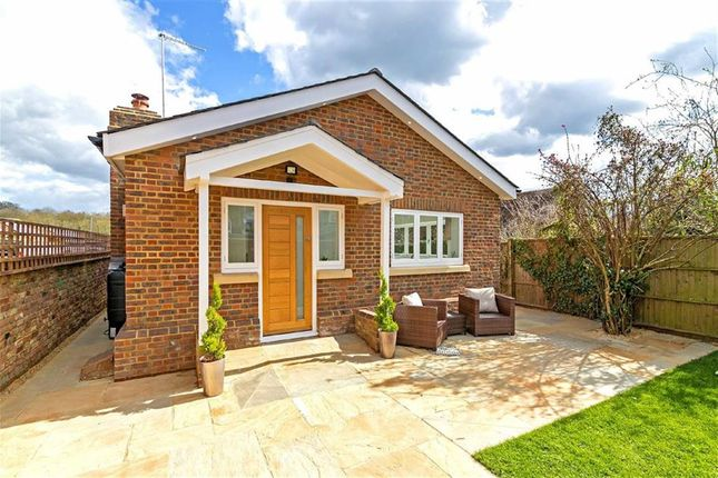 Thumbnail Detached bungalow for sale in Titmus Yard, Welwyn Village, Hertfordshire