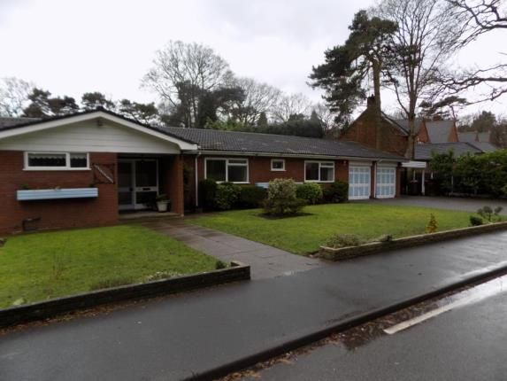 Thumbnail Detached house for sale in Hardwick Road, Sutton Coldfield, West Midlands