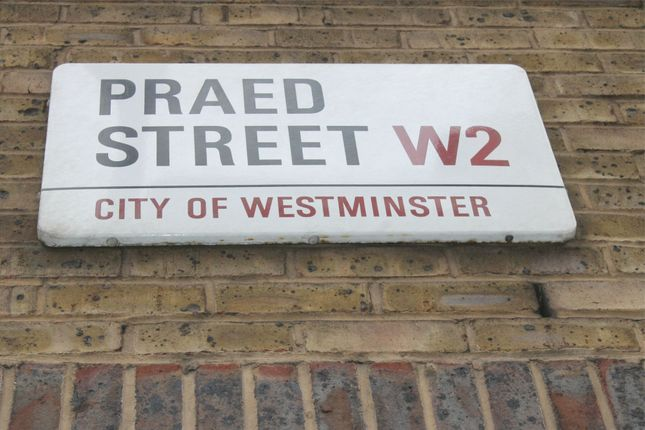 Thumbnail Commercial property for sale in Praed Street, Paddington, London