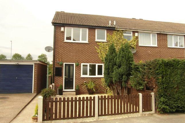 Thumbnail Terraced house for sale in Denby Dale Road East, Durkar, Wakefield