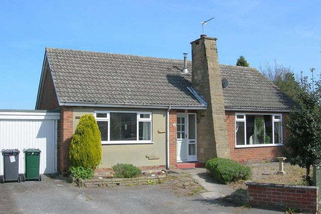Thumbnail Detached bungalow to rent in Anson Grove, Cawood, Selby