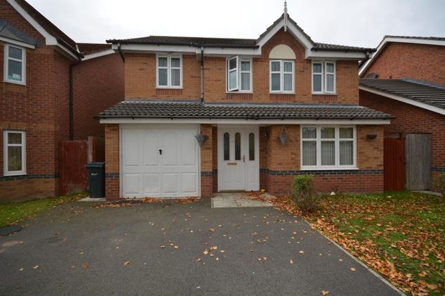 Thumbnail Detached house to rent in Millfield, Neston, Wirral