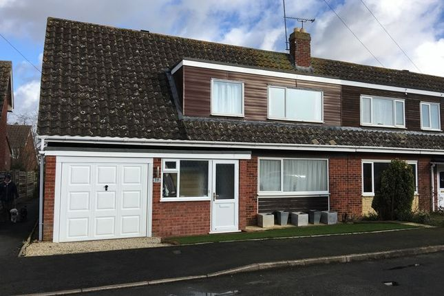Thumbnail Semi-detached house for sale in Gerrards Road, Shipston-On-Stour