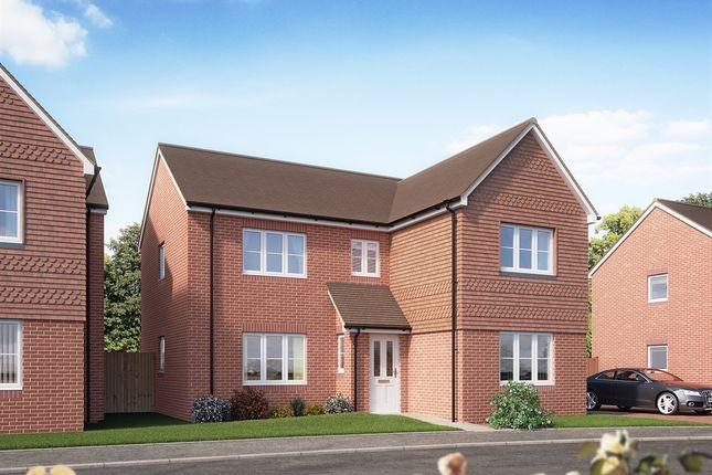 """Thumbnail Detached house for sale in """"The Carnaby"""" at Unicorn Way, Burgess Hill"""