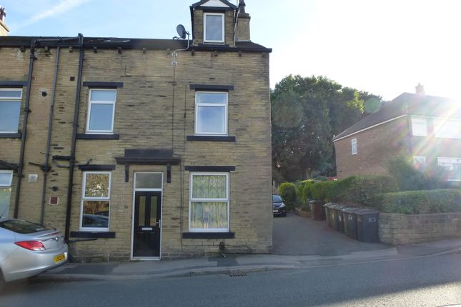 Thumbnail Terraced house to rent in Fartown, Pudsey