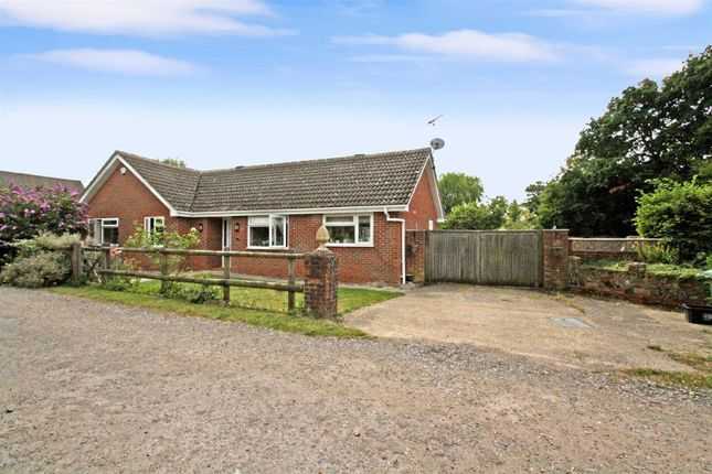 Detached bungalow for sale in The Grove, Liphook