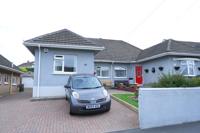 3 bed semi-detached bungalow for sale in Seymour Road, Plympton, Plymouth PL7