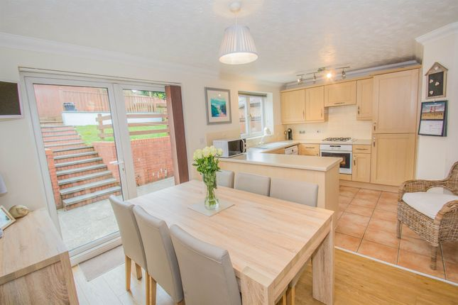 Thumbnail Detached house for sale in Clos Y Hebog, Thornhill, Cardiff