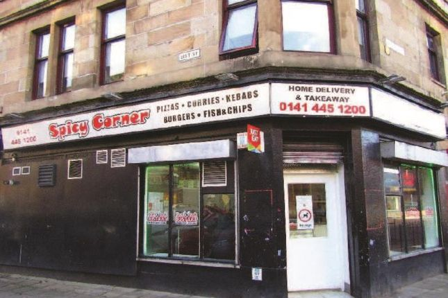 Thumbnail Leisure/hospitality for sale in 199 Crossloan Road, Glasgow, City Of Glasgow