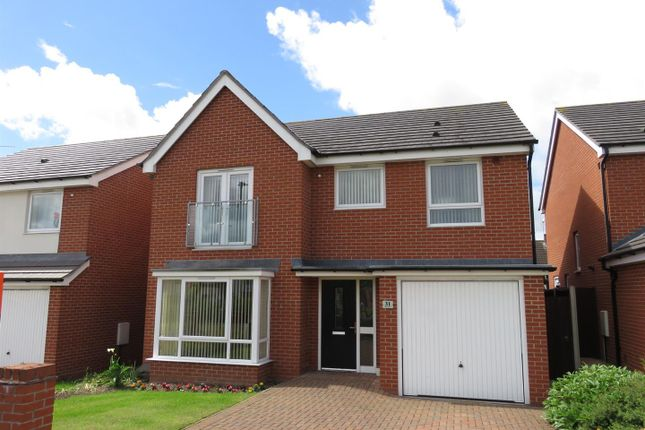 Thumbnail Detached house for sale in Oval Drive, Wolverhampton