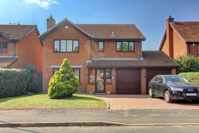 Thumbnail Detached house for sale in Ledbury Way, Sutton Coldfield