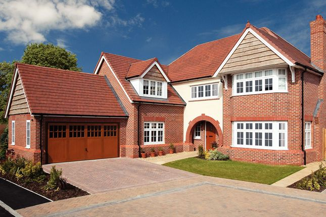 Thumbnail Detached house for sale in The Orchards, Newlands Road, Droitwich, Worcestershire