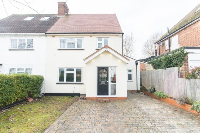 Thumbnail Semi-detached house for sale in Lime Avenue, Brentwood