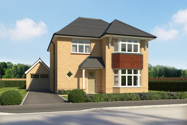 """3 bed detached house for sale in """"Leamington Lifestyle"""" at Kings Avenue, Ely CB7"""