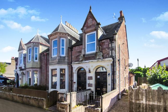 Thumbnail 3 bed flat for sale in Ross Avenue, Inverness