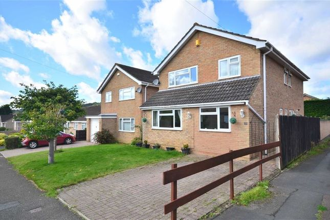 Thumbnail Detached house for sale in Kinmoor, Abbeydale, Gloucester