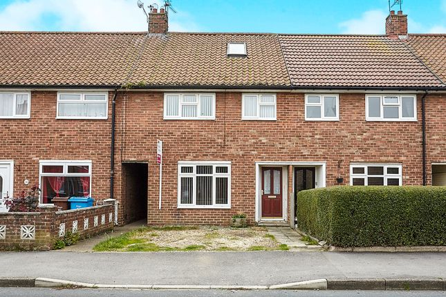 Thumbnail Terraced house for sale in Saltash Road, Hull