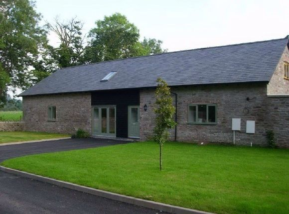 Thumbnail Detached house to rent in Birley Court Barns, Birley, Hereford