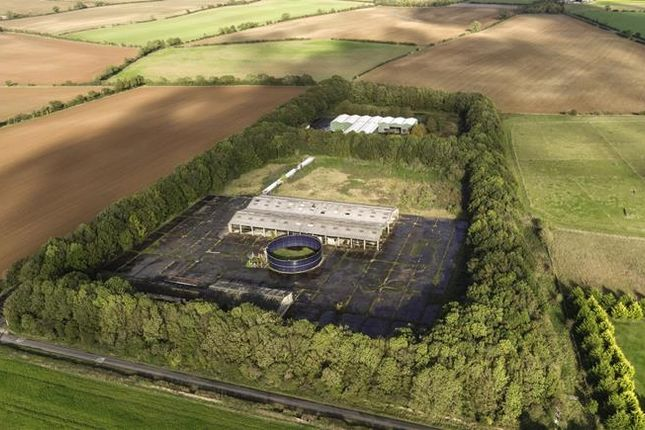 Thumbnail Commercial property for sale in Former Sunhill Mushroom Composting Facility, Sunhill, Cirencester Gloucestershire