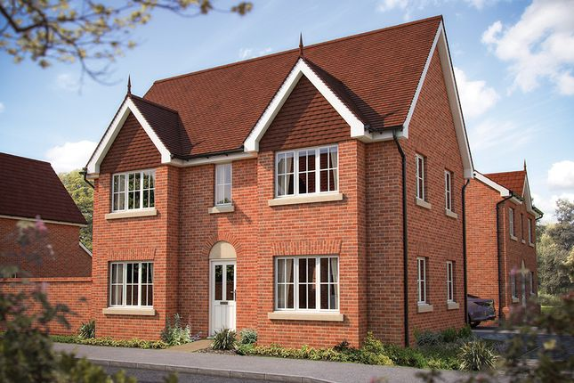 "Thumbnail Semi-detached house for sale in ""The Woburn"" at Foxhall Road, Ipswich"