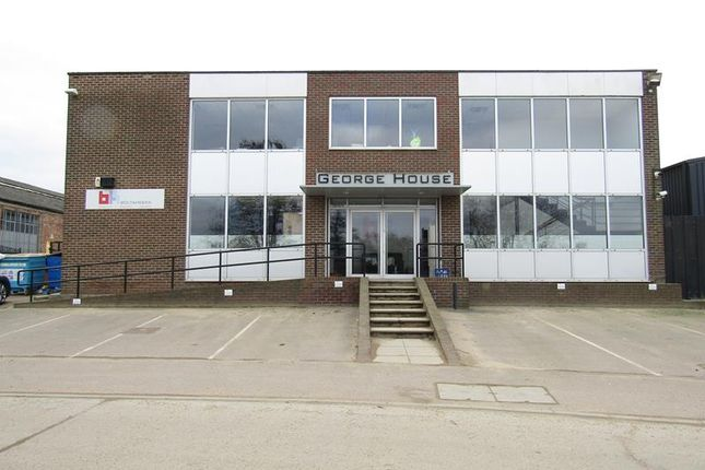 Thumbnail Office for sale in George House, Unit 4, Hallsford Bridge Industrial Estate, Ongar Road, Ongar, Essex
