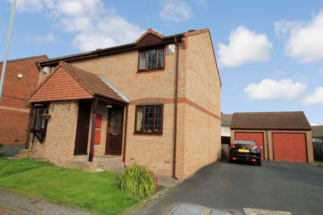 Thumbnail Semi-detached house to rent in Paigton Court, Bramley, Leeds