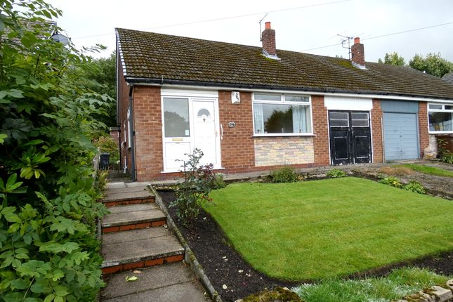 Thumbnail Bungalow for sale in Foxholes Road, Hyde
