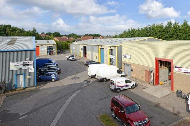 Thumbnail Industrial to let in Claycliffe Business Park, Claycliffe Road, Barugh Green, Barnsley