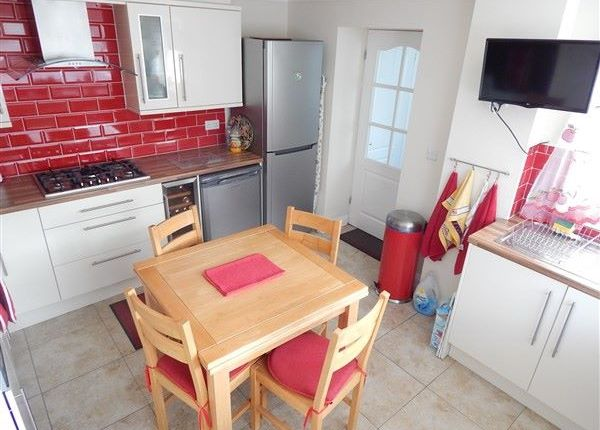 Thumbnail End terrace house for sale in Newall Street, Abertillery
