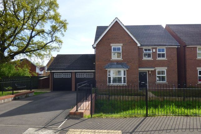 Thumbnail Detached house for sale in Wylington Road, Frampton Cotterell, Bristol