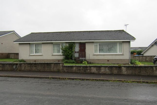 Thumbnail Bungalow for sale in Upper Burnside Drive, Thurso