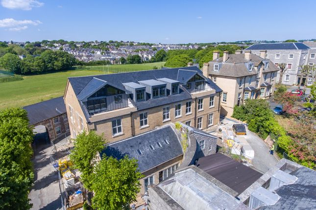Thumbnail Flat for sale in The Old Dispensary, Craigie Drive, The Millfields, Plymouth