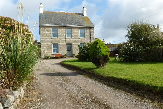 Thumbnail Detached house for sale in Jubilee Place, Pendeen, Penzance