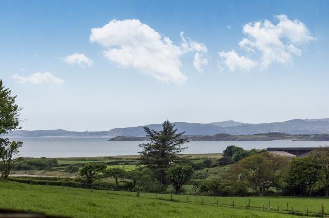 Views of Muriau, Criccieth, Gwynedd LL52