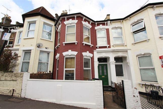Thumbnail Terraced house to rent in Duckett Road, Harringay