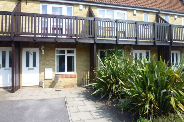 Thumbnail Terraced house to rent in Tintagel Way, Port Solent, Portsmouth